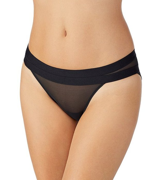 レミステレー レディース パンツ アンダーウェア Mesh Bikini Panty Black