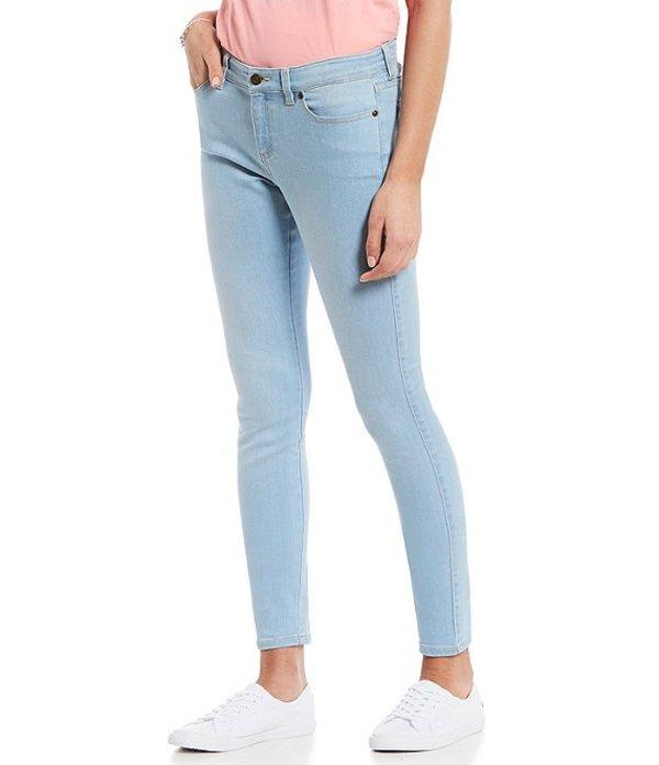 サウザーンタイド レディース デニムパンツ ボトムス Resort Skinny Jeans Light Indigo