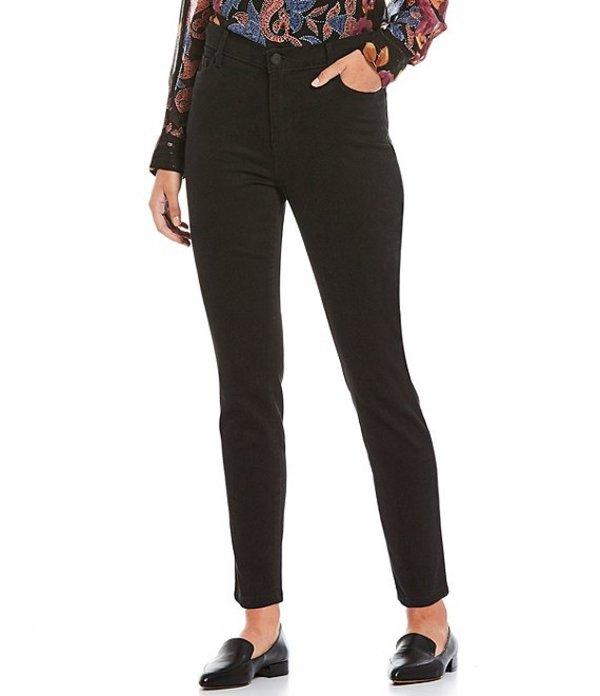 コード ブルー レディース デニムパンツ ボトムス High-Rise Skinny Ankle Jeans Black