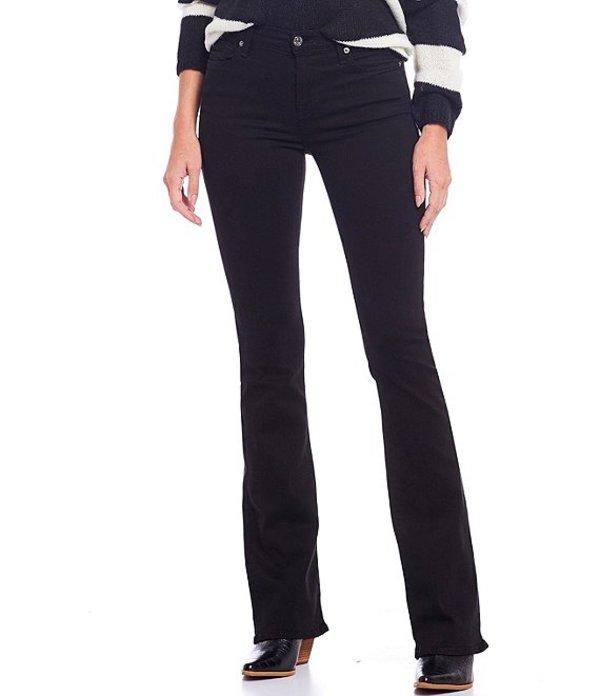 セブンフォーオールマンカインド レディース デニムパンツ ボトムス B(Air) Black Bootcut Jeans B(Air) Black