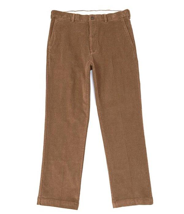 ラウンドトゥリーアンドヨーク メンズ カジュアルパンツ ボトムス Flat Front Corduroy Pants Dark Khaki