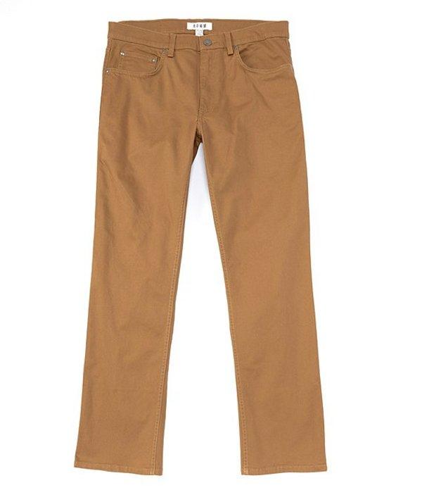 ラウン メンズ カジュアルパンツ ボトムス Big & Tall 5-Pocket Stretch Twill Pants Antique Chino