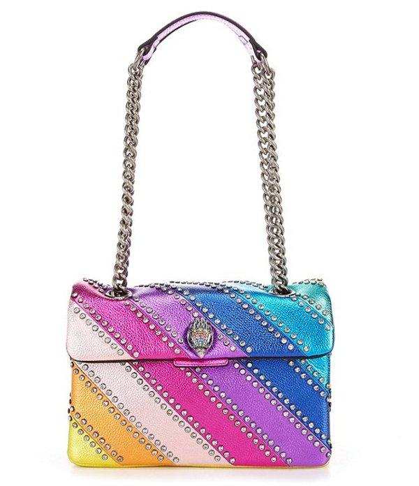 カートジェイガー レディース ショルダーバッグ バッグ Kensington Rainbow Crystal Shoulder Bag Multi