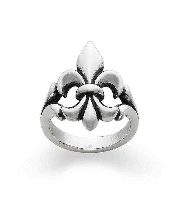 驚きの値段で ジェームズ エイヴリー レディース 指輪 アクセサリー Fleur de Lis Sterling Silver Ring Sterling Silver, 【海外限定】 23cb024c