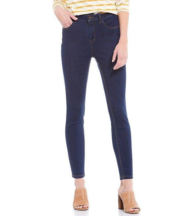 ギブソンアンドラティマー レディース デニムパンツ ボトムス Classic 5 Pocket Skinny Ankle Jeans Dark Rinse