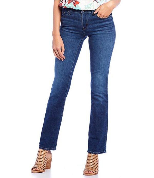リーバイス レディース デニムパンツ ボトムス 715 High Rise Bootcut Jeans I Gotta Feel