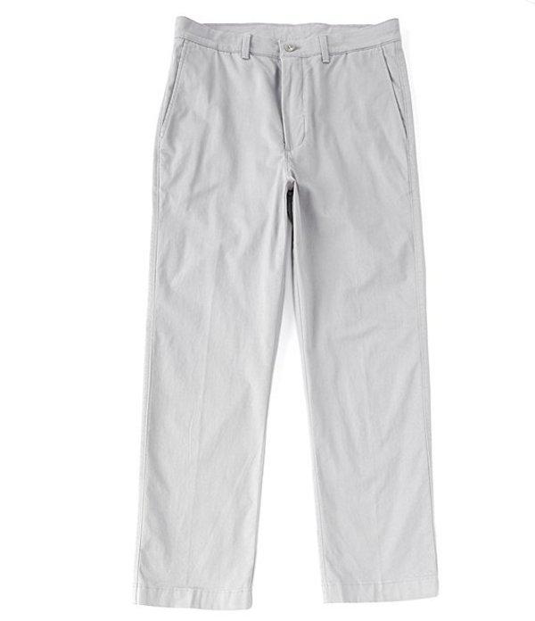 ラウンドトゥリーアンドヨーク メンズ カジュアルパンツ ボトムス Flat Front Washed Chino Pants Silver Cloud