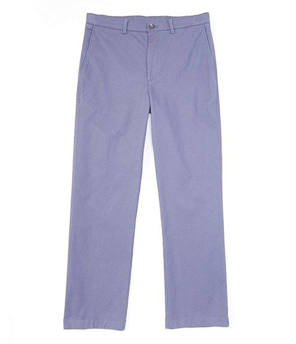 ラウンドトゥリーアンドヨーク メンズ カジュアルパンツ ボトムス Flat Front Washed Chino Pants Vintage Indigo