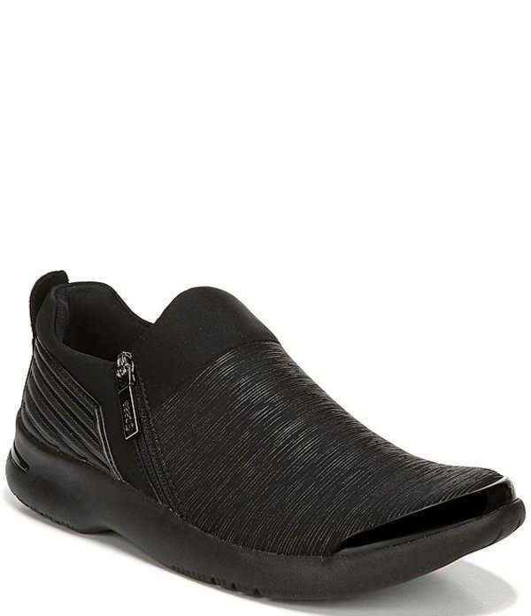ビジーズ レディース ドレスシューズ シューズ Axis Metallic Coated Sneakers Black