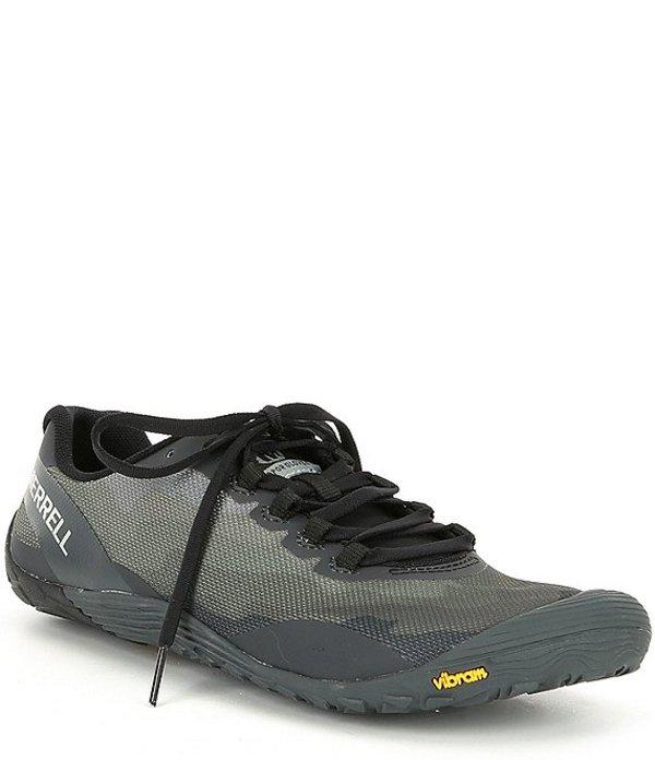 メレル メンズ スニーカー シューズ Men's Vapor Glove 4 Training Shoes Black