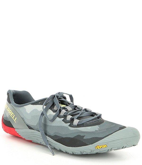 メレル メンズ スニーカー シューズ Men's Vapor Glove 4 Training Shoes Monument
