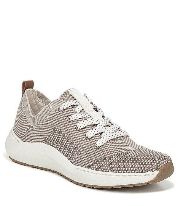ドクターショール レディース ドレスシューズ シューズ Herzog Knit Wedge Sneakers Tofu