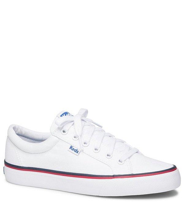 ケッズ レディース ドレスシューズ シューズ Jump Kick Twill Sneakers White