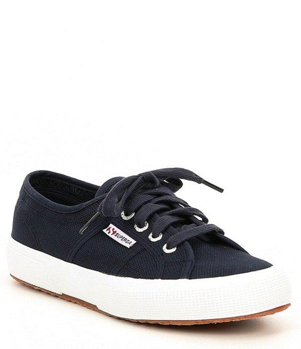 スペルガ レディース ドレスシューズ シューズ Cotu Classic Sneakers Navy/White