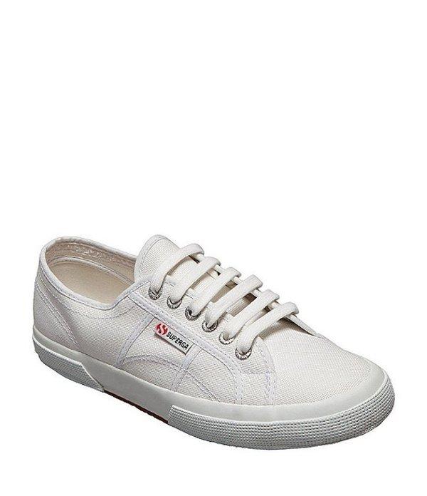スペルガ レディース ドレスシューズ シューズ Cotu Classic Sneakers White