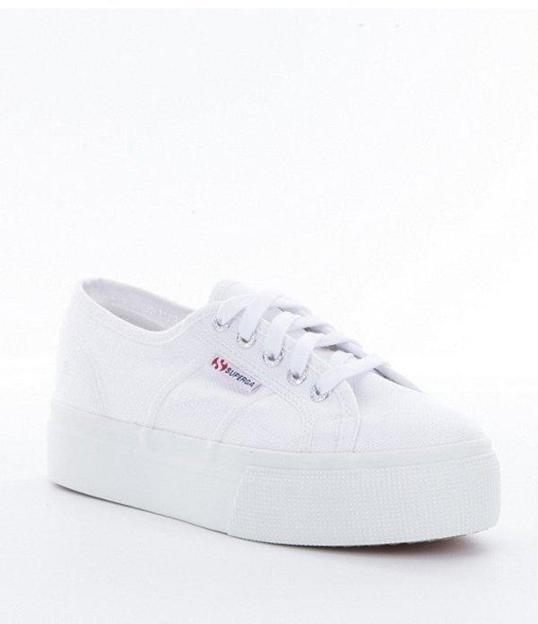 スペルガ レディース ドレスシューズ シューズ Womens 2790A COTW Sneakers White