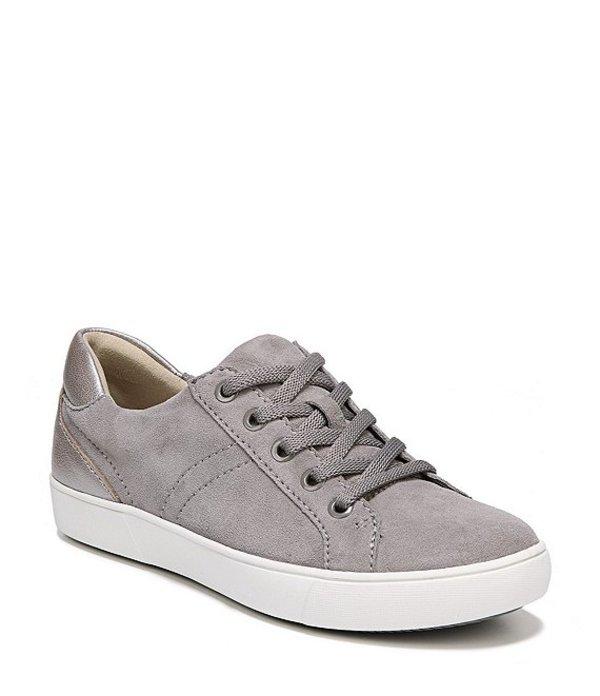 ナチュライザー レディース ドレスシューズ シューズ Morrison Suede Sneakers Grey