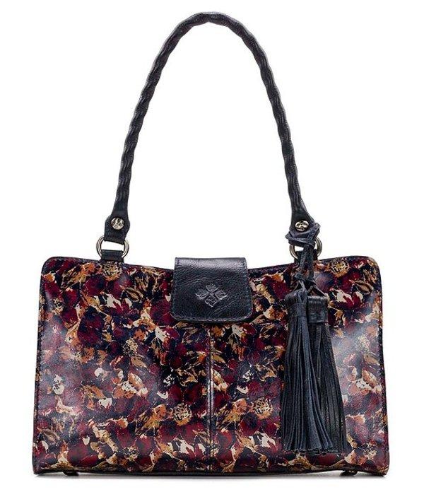 パトリシアナシュ レディース ハンドバッグ バッグ Scarlet Bloom Collection Rienzo Satchel Bag Scarlet Bloom