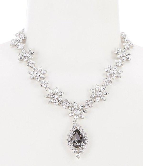 セザンヌ レディース ネックレス・チョーカー アクセサリー Sunburst Y Necklace Silver