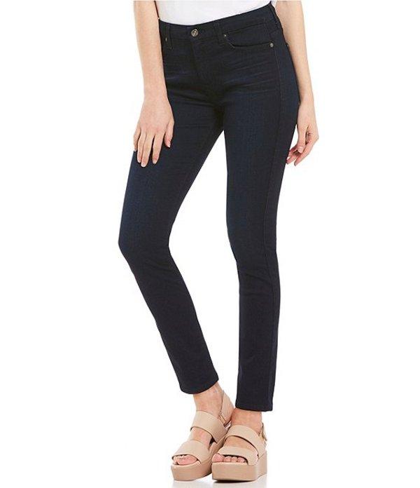 セブンフォーオールマンカインド レディース デニムパンツ ボトムス High Waist Ankle Skinny Jeans Blue Black Twilight
