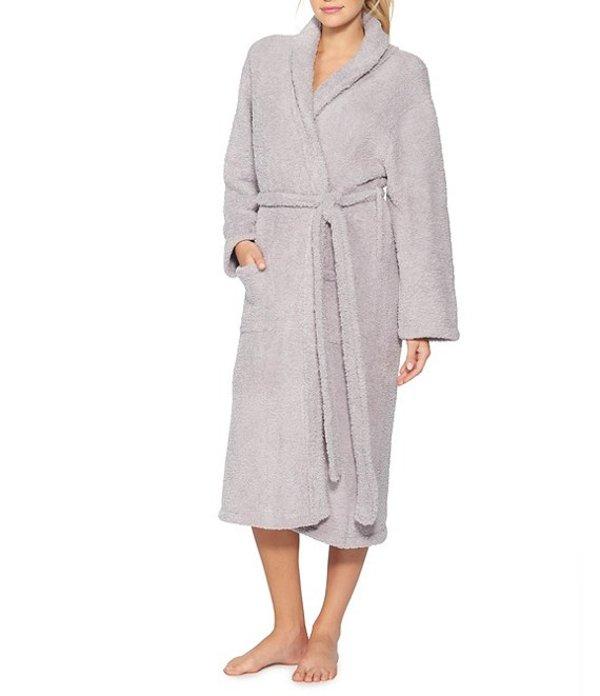 ベアフットドリームス レディース ナイトウェア アンダーウェア CozyChic Long Wrap Robe Dove