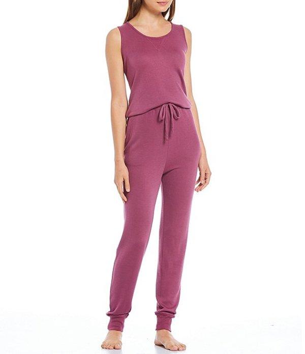 ハニーデュー レディース ナイトウェア アンダーウェア Fall Forever Jersey Lounge Sleeveless Jumpsuit Radiant