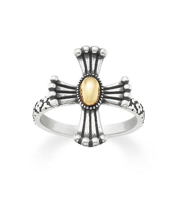 ジェームズ エイヴリー レディース カジュアルパンツ ボトムス God's Light Cross Ring Sterling Gold
