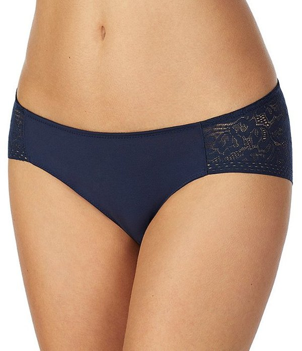 レミステレー レディース ブラジャー アンダーウェア Natural Comfort Lace Back Bikini Panty Night Sky