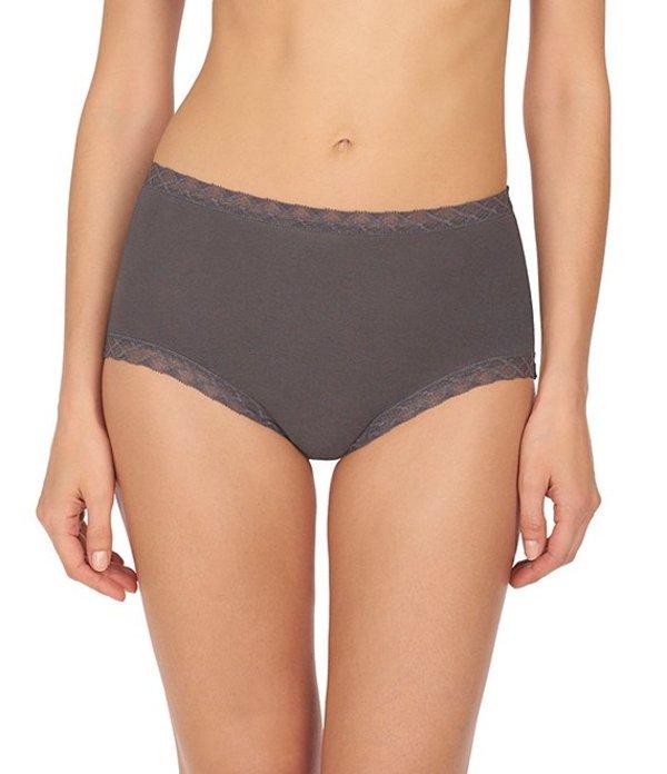 ナトリ レディース ブリーフパンツ アンダーウェア Bliss Pima Cotton Brief Panty Basalt
