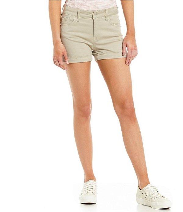 セレブリティピンク レディース ハーフパンツ・ショーツ ボトムス Super Soft Rolled Cuff Shorts Stone