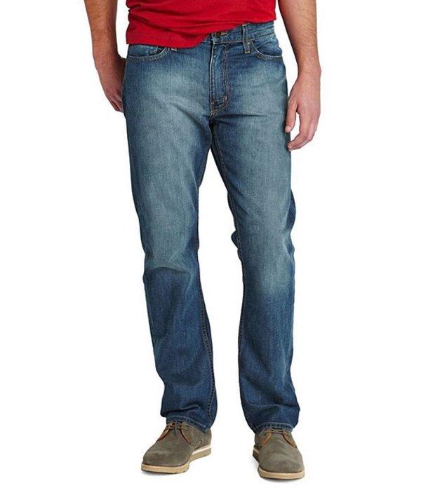 ジョンストンアンドマーフィー メンズ デニムパンツ ボトムス Regular Fit Stretch Denim Jeans Light Wash
