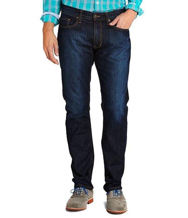 ジョンストンアンドマーフィー メンズ デニムパンツ ボトムス Slim-Fit Stretch Denim Jeans Medium Wash