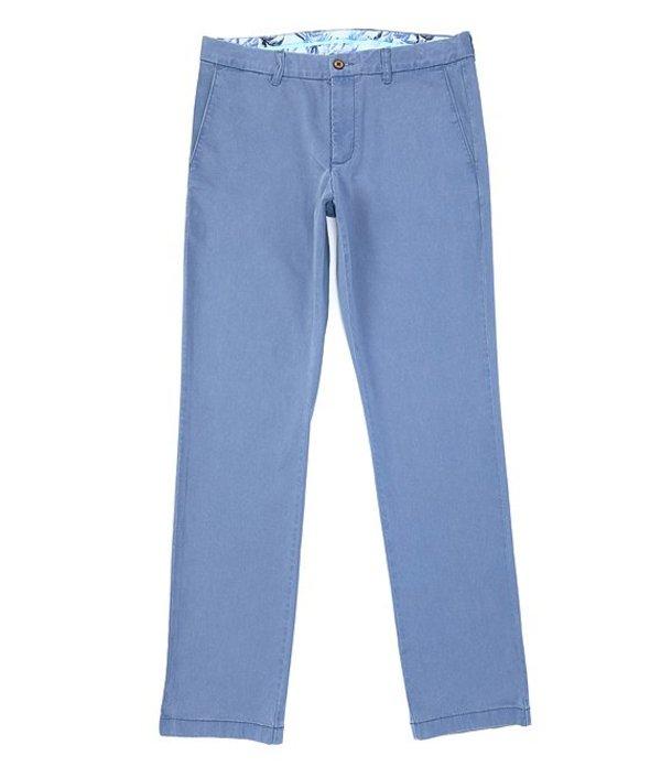 トッミーバハマ メンズ カジュアルパンツ ボトムス Boracay Flat-Front Stretch Sateen Pants Port Side