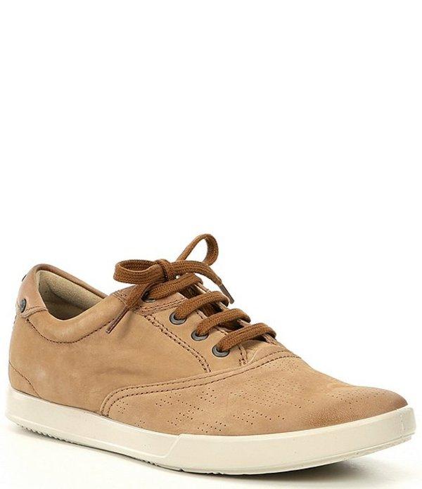 エコー メンズ スニーカー シューズ Men's Collin 2.0 CVO Sneaker Camel/Dune