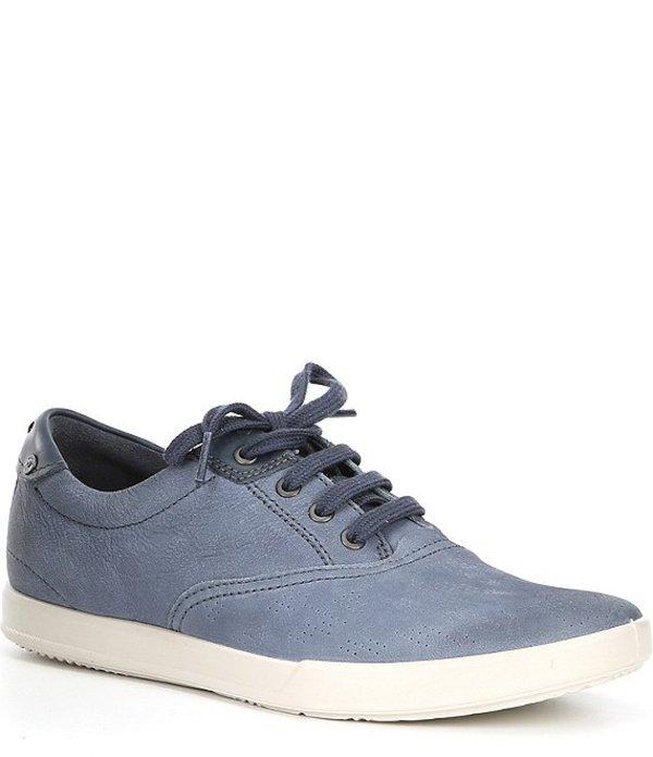 エコー メンズ スニーカー シューズ Men's Collin 2.0 CVO Sneaker Ombre/Denim Blue