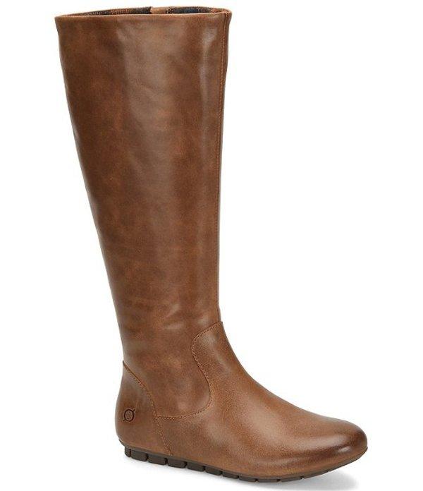 ボーン レディース ブーツ・レインブーツ シューズ Indre Leather Tall Riding Boots Lugagge