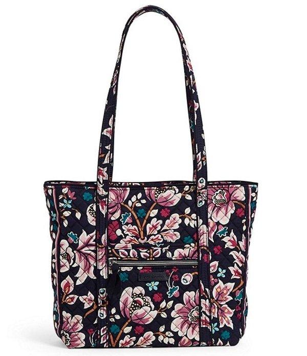 ベラブラッドリー レディース ハンドバッグ バッグ Iconic Printed Vera Tote Bag Kingston Garden