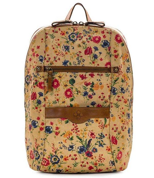 パトリシアナシュ レディース バックパック・リュックサック バッグ Prairie Rose Collection Pontori Backpack Prairie Rose