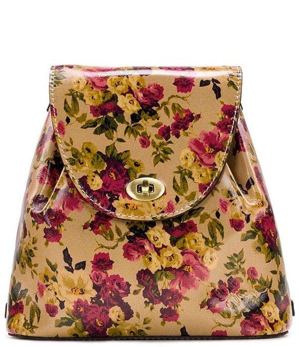 パトリシアナシュ レディース バックパック・リュックサック バッグ Antique Rose Collection Bellissimi Convertible Backpack Antique Rose