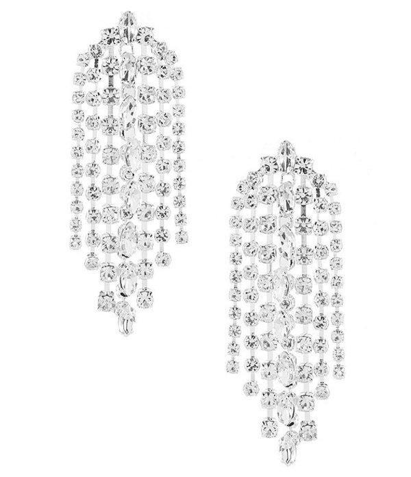 セザンヌ レディース ピアス・イヤリング アクセサリー Shower Drop Earrings Silver