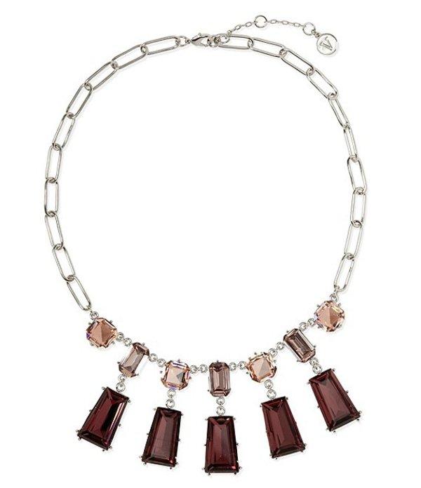 ヴィンスカムート レディース ネックレス・チョーカー アクセサリー Vintage Mauve Statement Necklace Vintage Mauve
