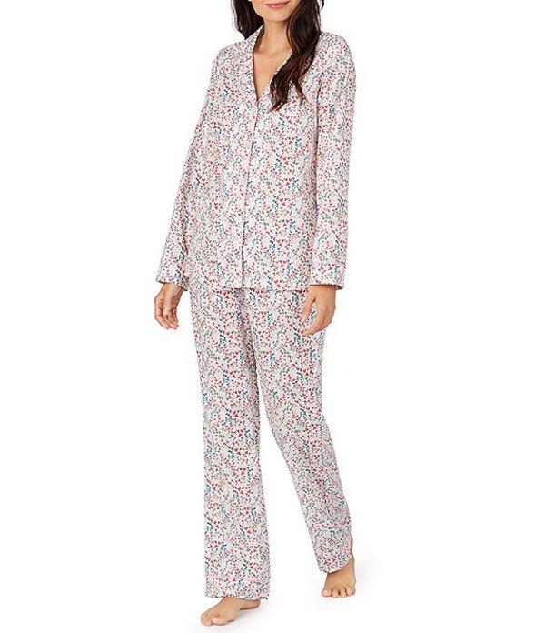 ベッドヘッド レディース ナイトウェア アンダーウェア Printed Classic Woven Lawn Pajama Set Multi