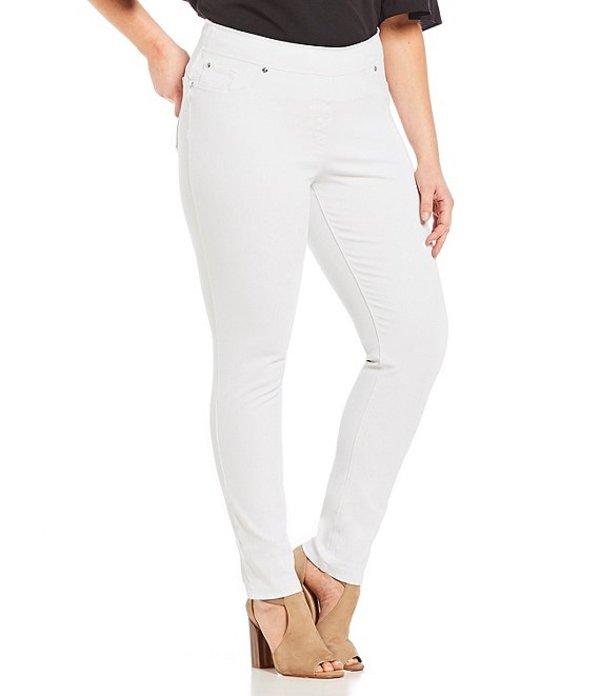 ピーター ナイガード レディース デニムパンツ ボトムス Nygard SLIMS Plus Luxe Denim Skinny Jeans White