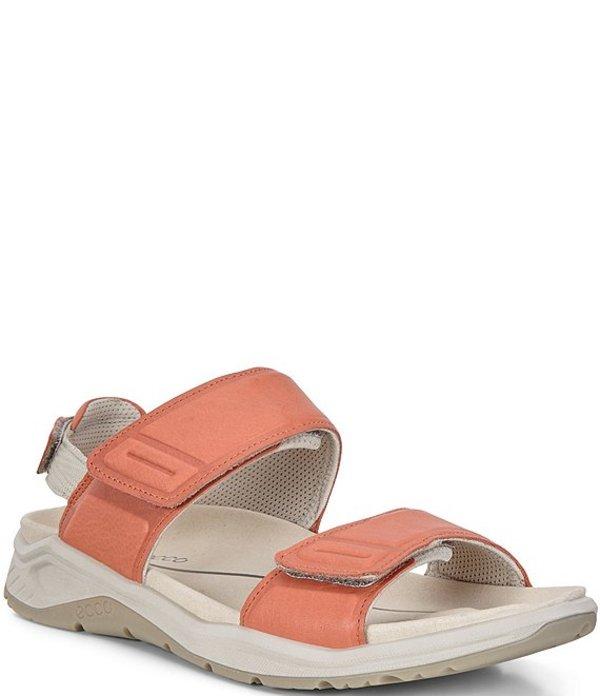 エコー レディース サンダル シューズ X-Trinsic Leather Sandals Apricot