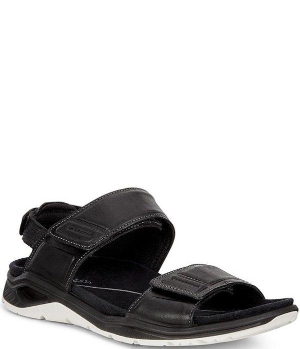 エコー レディース サンダル シューズ X-Trinsic Leather Sandals Black