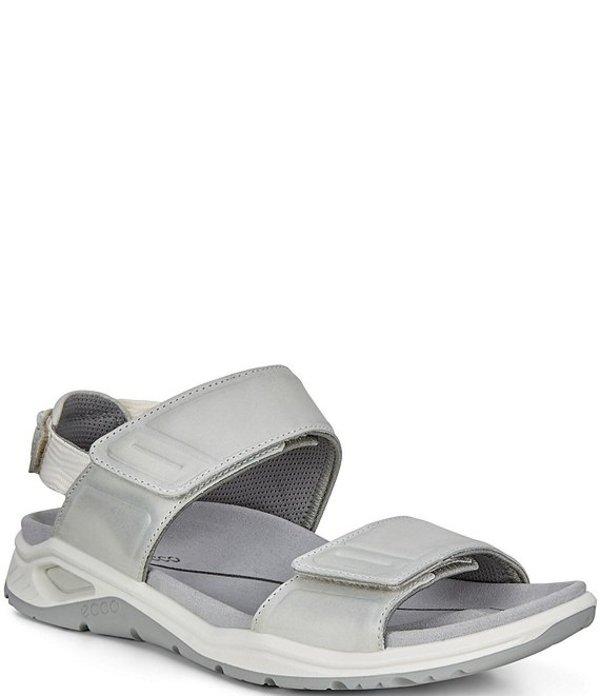 エコー レディース サンダル シューズ X-Trinsic Leather Sandals White