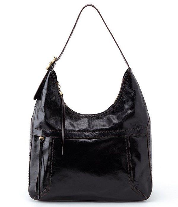 ホボ レディース ショルダーバッグ バッグ Fortune Hobo Bag Black