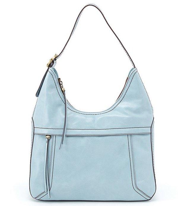 ホボ レディース ショルダーバッグ バッグ Fortune Hobo Bag Whisper Blue