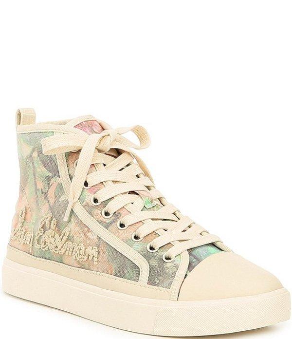 サムエデルマン レディース ドレスシューズ シューズ Elba 2 Lace Up Sneakers Pastel Multi