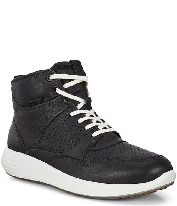 エコー レディース ドレスシューズ シューズ Soft 7 Runner Ankle Boot High Top Sneakers Black